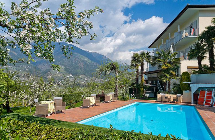 pension planta zimmer mit halbpension in meran s dtirol